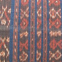 Photo 3 of our Naturally dyed wall hanging from N'Dona
