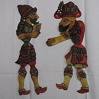 Hacivat and Karagoz