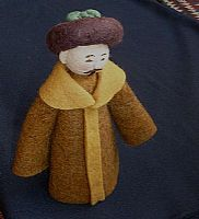 Photo 1 of our Usen (felt man)