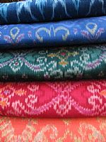 Photo link to Ikat Fabrics