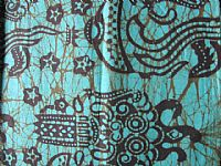 Photo 2 of our Bali batik aqua