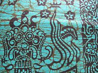 Photo 1 of our Bali batik aqua