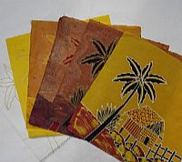 Photo link to Batik Process sets and books
