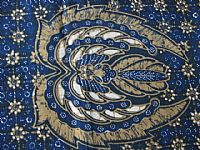 Photo 3 of our Vintage Javanese Batik Design 2
