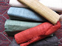 Photo link to Hemp fabrics