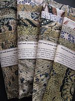 Photo of our Vintage batik sample set