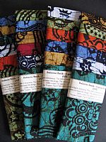 Photo of our Bali Batik sample set