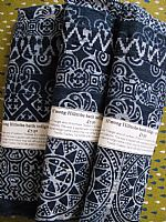 Photo 4 of our Indigo Batik sample set
