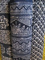 Photo 2 of our Hilltribe Batik - traditional designs