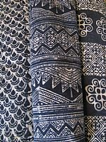 Photo 3 of our Hilltribe Batik - traditional designs
