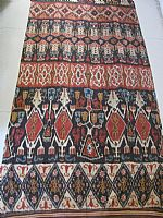 Birds and animals Sumba ikat