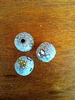 Photo 1 of our Hand made ceramic bead