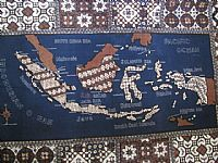 Photo 4 of our Indonesia map sampler