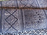 Photo 5 of our Hilltribe Batik - traditional designs