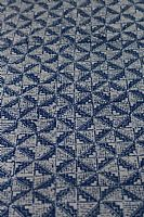 Photo 2 of our Blue and White Batik four triangle squares