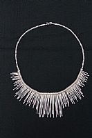 Photo of our Stunning silver tribal necklace