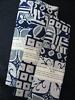 Modern batik sample sets