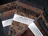Photo 2 of our Subtle Javanese 4 fat quarters