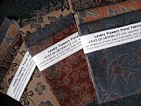 Photo 3 of our Subtle Javanese 4 fat quarters
