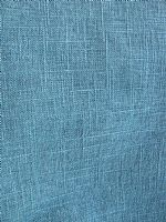 Photo of our Wide heavy-weight hemp - Teal Blue