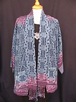 Photo of our Thai ikat jacket M