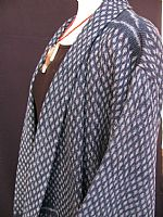 Photo 4 of our Thai ikat jacket L