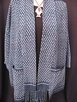 Thai ikat jacket L