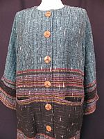 Handwoven Thai jacket