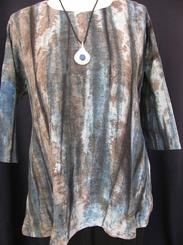 Photo of our Natural dye tunic