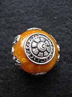 Photo 2 of our Afghan amber bead