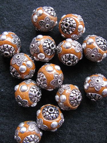 Photo of our Afghan bead