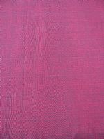 Plain hand loomed Fabric - Deep Burgundy red