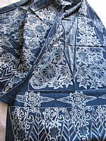 Photo 2 of our Indigo Bali batik
