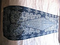 Photo 3 of our Indigo Bali batik