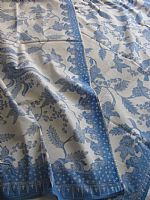 Lasem Blue and White Batik