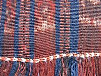 Photo 8 of our Naturally dyed wall hanging from N'Dona