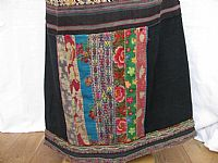 Photo 7 of our Tai Daeng brocaded skirt