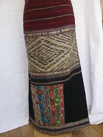 Photo 1 of our Tai Daeng brocaded skirt
