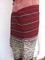 Photo 8 of our Tai Daeng brocaded skirt