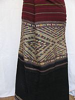 Photo 9 of our Tai Daeng brocaded skirt