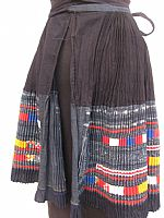 Photo 10 of our Embellished H'mong woman's skirt