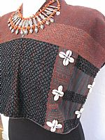 Photo 9 of our Kachin beaded tunic