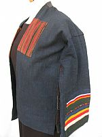 Photo 5 of our Akha Jacket Xichuanbanna
