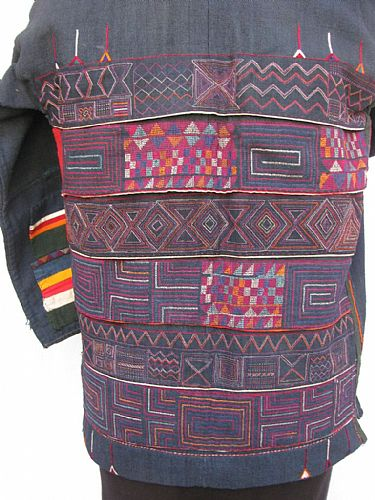 Photo of our Akha Jacket Xichuanbanna