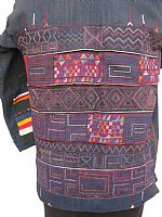 Photo 1 of our Akha Jacket Xichuanbanna