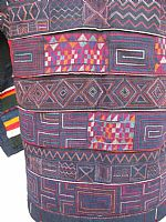 Photo 6 of our Akha Jacket Xichuanbanna