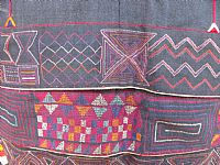 Photo 8 of our Akha Jacket Xichuanbanna