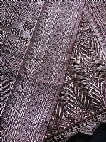 Photo 11 of our Sumatran gold songket