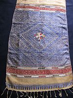 Laos brocade wallhanging
