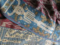 Photo 2 of our Ikat and songket weaving Sumba